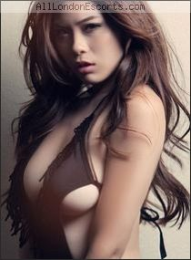 A Level escort Japanese Escort London