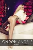 bisexual 34D bust size companion from London Angels Escorts