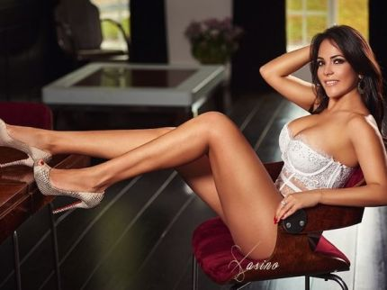 South Kensington escort Ruby