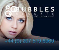 Bubbles Escorts