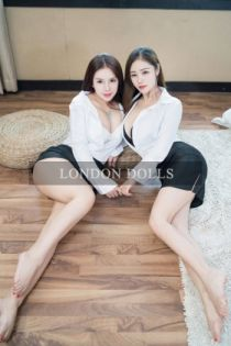 petite escort Hellen and Hallie