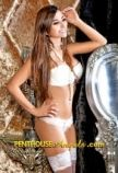 rafined Mixed Rase escort in Fulham