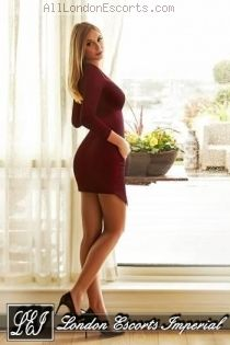 blonde escort EVELINE