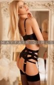 breathtaking straight Romanian companion in Sloane Avenue