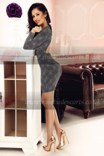 striptease escort Olesya